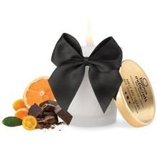 Melt my heart - Kissable massage candle - Dark Chocolate & Citrus