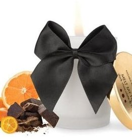 Bijoux Indiscrets Melt my heart - Kissable massage candle - Dark Chocolate & Citrus