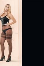 Trasparenze Margherita - Curvy Panty Zwart  20 denier