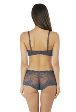 Wacoal Embrace Lace - Short  Iron - Blue  M
