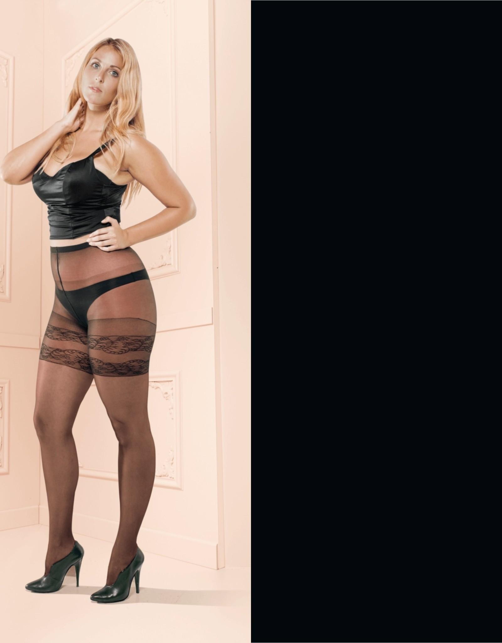 Trasparenze Margherita - Curvy Panty 20 denier