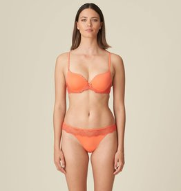 Marie Jo Pearl - Living Coral - Lingerie setje - BH 75C & String 38
