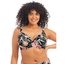 Dark Tropics - Plunge Bikinitop