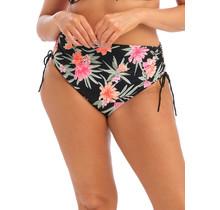Dark Tropics - Bikinibroekje met strikjes
