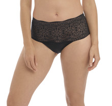 Lace Ease - Invisible Stretch - Tailleslip - Zwart - Uni maat