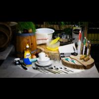 With Label moymoy Kitchen Set