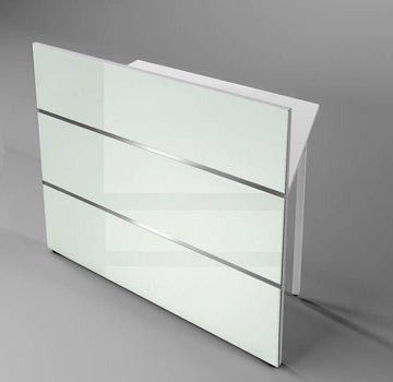 Serie KE Square, abgeschraegtes Element 1350mm breit