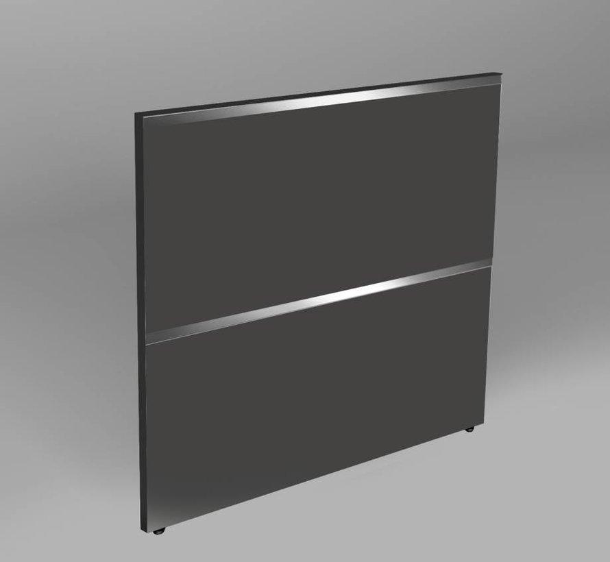 Square, flaches gerades Element 1350mm breit