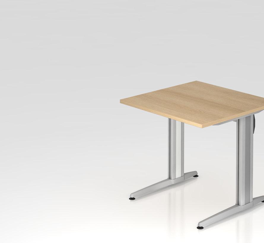 Schreibtisch XS 80 x 80 cm in 7 Farbvarianten