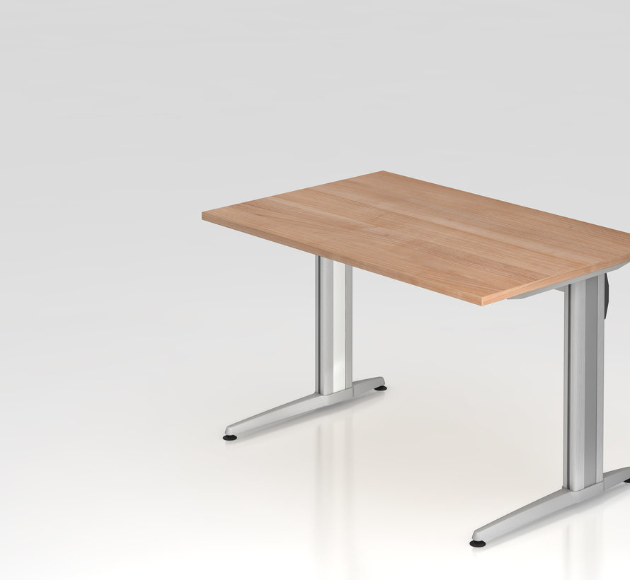 Schreibtisch XS 120 x 80 cm in 7 Farbvarianten