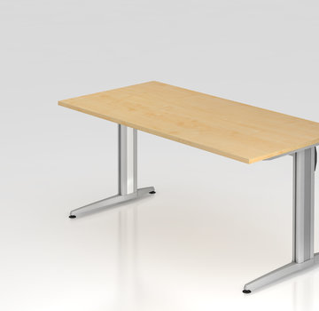 Serie HB Schreibtisch XS 160 cm