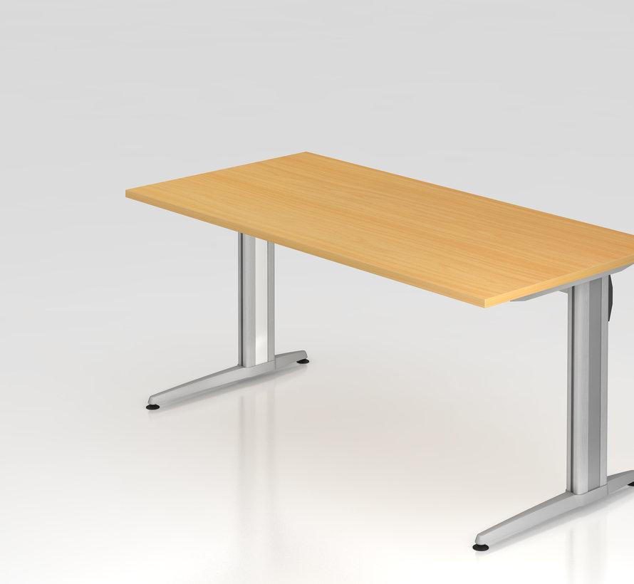 Schreibtisch XS 160 x 80 cm in 7 Farbvarianten