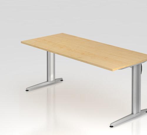 Serie HB Schreibtisch XS 180 x 80 cm in 7 Farbvarianten