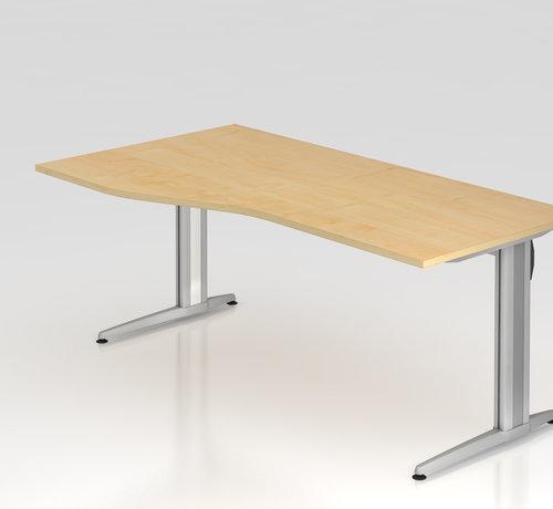 Serie HB Schreibtisch XS 180 x 100 cm in 7 Farbvarianten