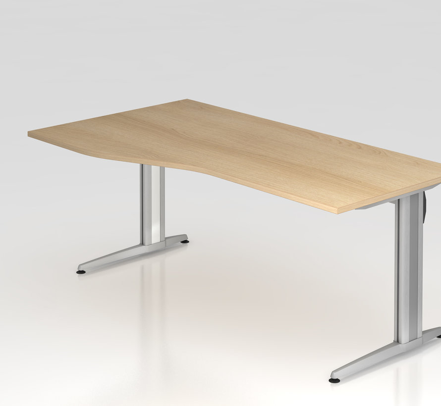 Schreibtisch XS 180 x 100 cm in 7 Farbvarianten