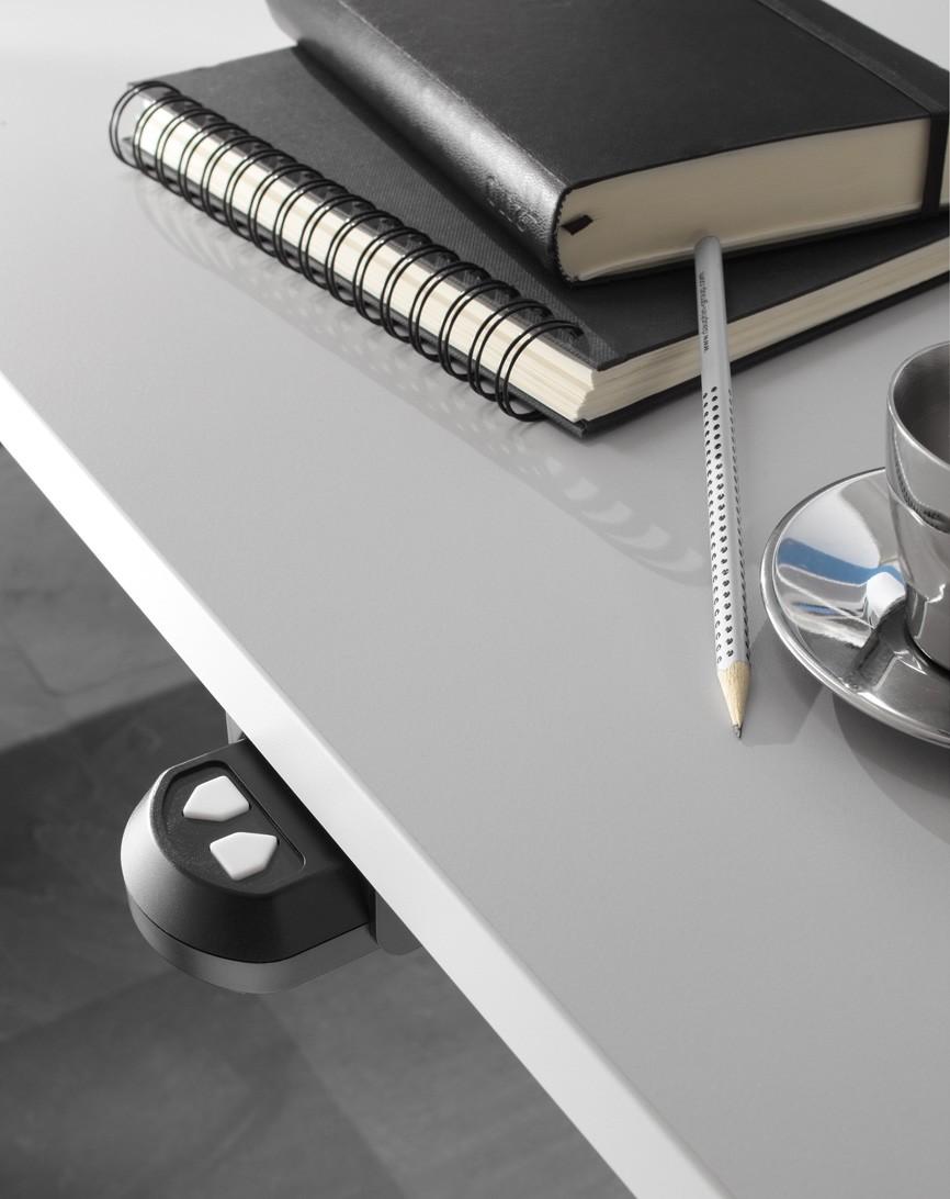 Schreibtisch Tastatur