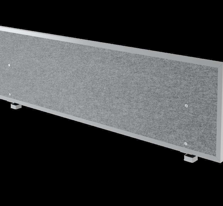Akkustik-Trennwand mit Halterung in 3 verschiedenen Größen