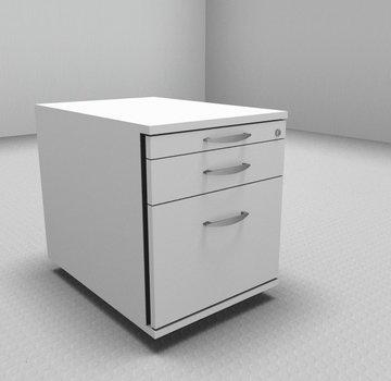 Serie MA - Empfangstheken für Ihren Empfangsbereich Rollcontainer 60cm tief - mit Hängeregister
