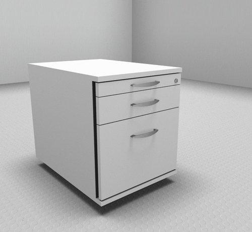 Serie MA  Hochwertiger Hängeregister-Rollcontainer mit 3 Schubladen 1-2-6