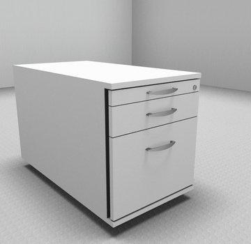 Serie MA - Empfangstheken für Ihren Empfangsbereich Rollcontainer 80cm tief - mit Hängeregister