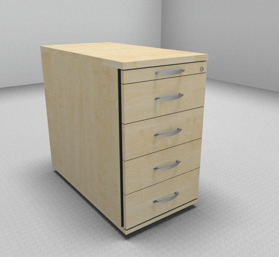 Hochwertiger Standcontainer Serie MA  - 5 Schubladen 1-3-3-3-3