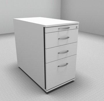 Serie MA - Empfangstheken für Ihren Empfangsbereich Standcontainer 80cm tief - mit Hängeregister