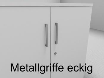 Metallgriff eckig für Schrank