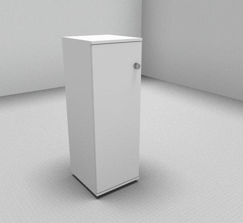 Serie MA  Hochwertiger Drehtürenschrank mit 3 Ordnerhöhen, 40cm breit