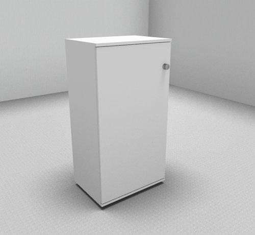 Serie MA  Hochwertiger Drehtürenschrank mit 3 Ordnerhöhen, 60cm breit