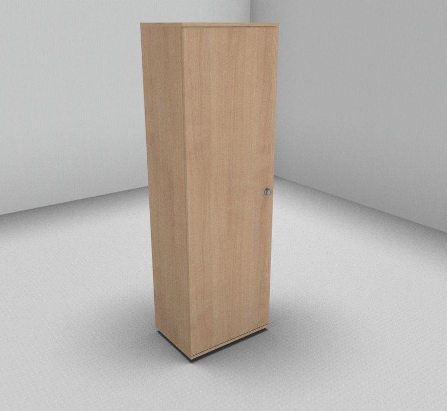 Hochwertiger Drehtürenschrank mit 5 Ordnerhöhen, 60cm breit