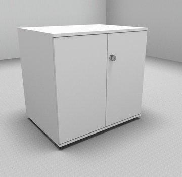 Serie MA Druckerschrank 2OH - 80cm breit - 60cm tief