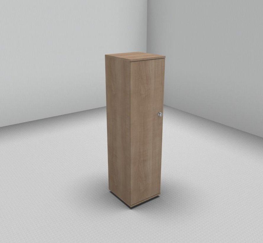 Hochwertiger Drehtürenschrank mit 4 Ordnerhöhen, 40cm breit