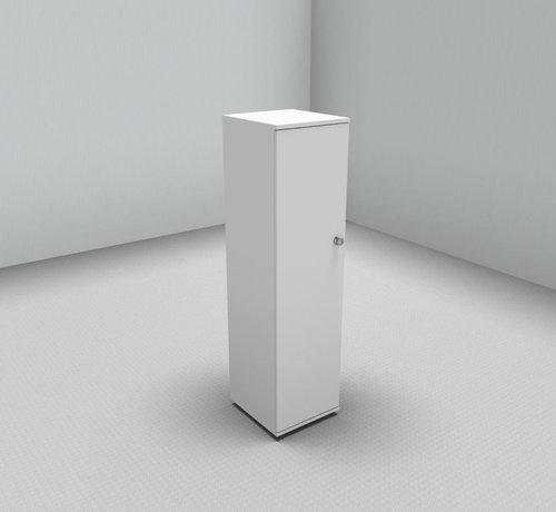 Serie MA  Hochwertiger Drehtürenschrank mit 4 Ordnerhöhen, 40cm breit