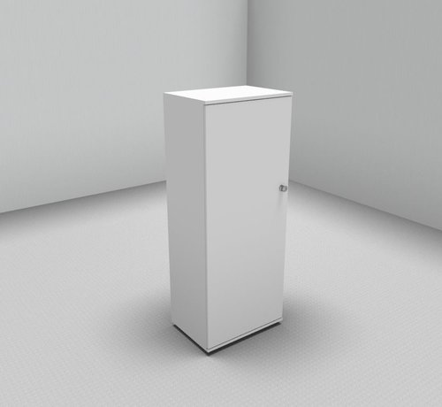 Serie MA  Hochwertiger Drehtürenschrank mit 4 Ordnerhöhen, 60cm breit
