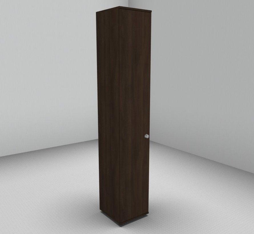 Hochwertiger Drehtürenschrank mit 6 Ordnerhöhen, 40cm breit
