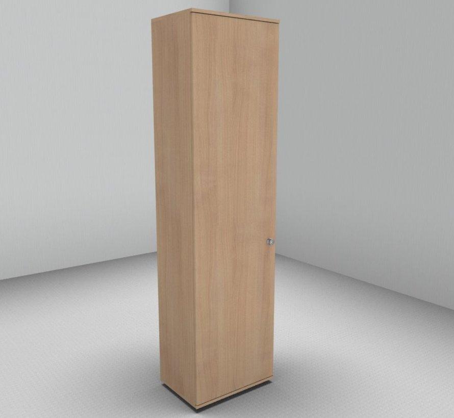 Hochwertiger Drehtürenschrank mit 6 Ordnerhöhen, 60cm breit