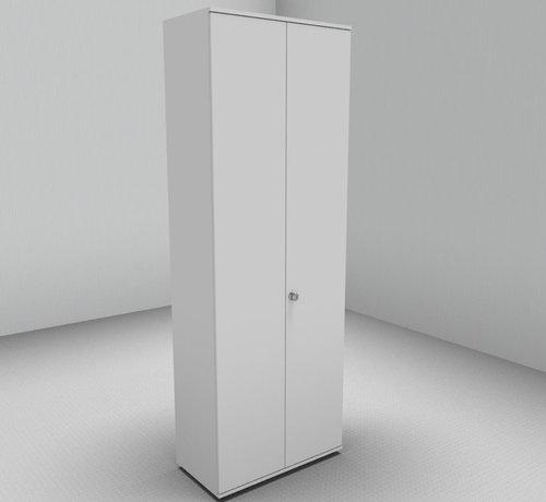 Serie MA - Empfangstheken für Ihren Empfangsbereich Hochwertiger Drehtürenschrank mit 6 Ordnerhöhen, 80cm breit