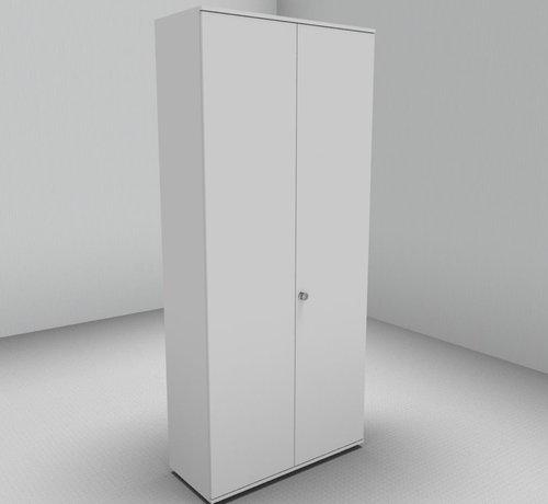 Serie MA  Hochwertiger Drehtürenschrank mit 6 Ordnerhöhen, 100cm breit