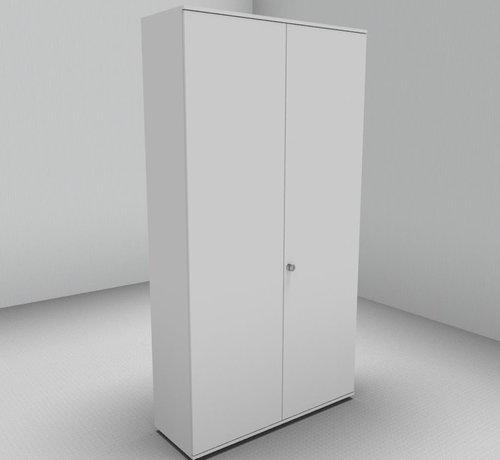 Serie MA  Hochwertiger Drehtürenschrank mit 6 Ordnerhöhen, 120cm breit