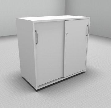 Serie MA  Schiebetürenschrank 2OH - 80cm breit