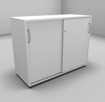 Serie MA  Schiebetürenschrank 2OH - 100cm breit
