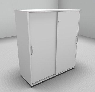 Serie MA  Schiebetürenschrank 3OH - 100cm breit