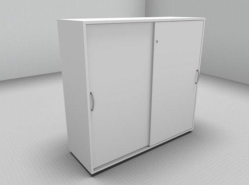 Serie MA  Schiebetürenschrank 3OH - 120cm breit