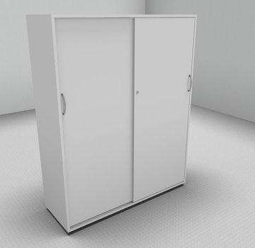 Serie MA  Schiebetürenschrank 4OH - 120cm breit