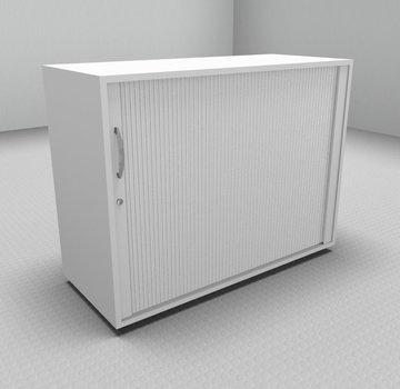 Serie MA  Querrollladenschrank 2OH weiß - 100cm breit
