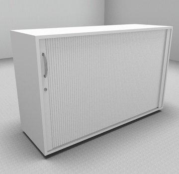 Serie MA  Querrollladenschrank 2OH weiß - 120cm breit