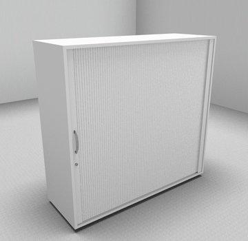 Serie MA  Querrollladenschrank 3OH weiß - 120cm breit