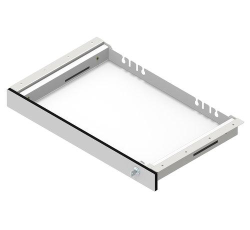 Serie HB kurze Unterbauschublade für Empfangstheken und Schreibtische