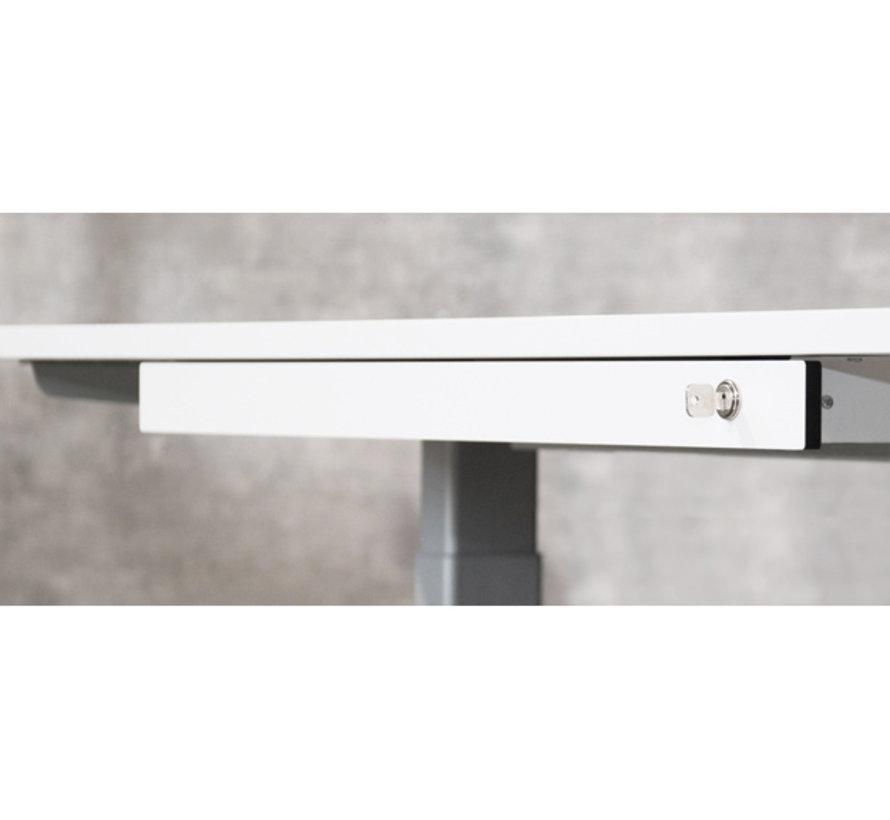 kurze Unterbauschublade für Empfangstheken und Schreibtische