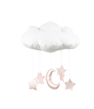Cotton & sweets Cloud mobile satin